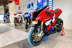 Setelah Yamaha YZF-R7 Meluncur, Muncul juga R9M