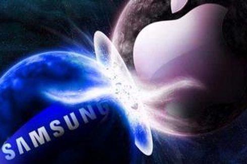 """""""Pantulan"""" Samsung Galaxy Langgar Paten Apple"""