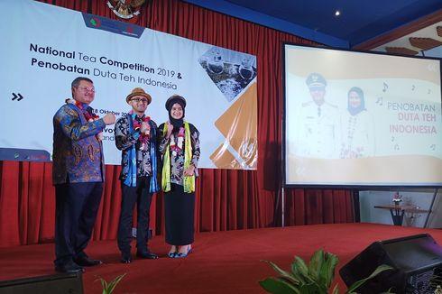 Wakil Bupati Bandung Barat Hengky Kurniawan Ditunjuk Jadi Duta Teh Indonesia