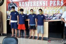 Polisi Tangkap Jambret terhadap Prajurit TNI Perempuan di Ciracas