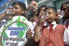 Lingkungan Semakin Rusak, Air Tawar Bersih Makin Sedikit...