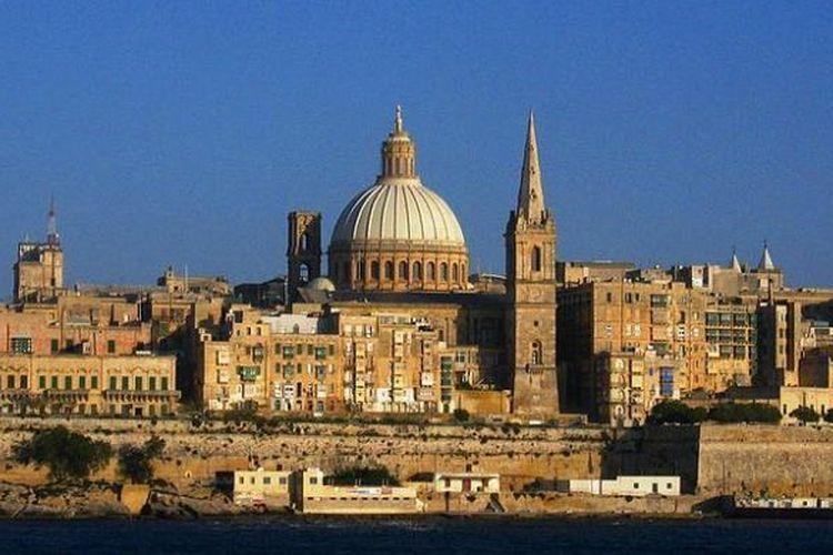 Ibu kota Malta, Valetta.