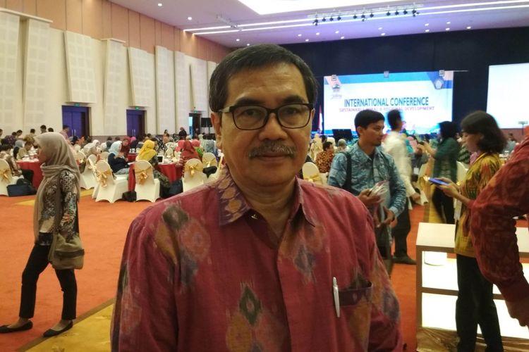 Dirjen Riset dan Pengembangan Kemenristek Dikti Muhammad Dimyati di Magelang, Selasa (11/12/1018).
