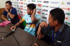 Jamu Borneo FC, Penyerang Persela Dituntut Lebih Garang