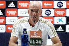 Real Madrid Vs Villarreal, Zidane: Kami Belum Merasa Jadi Juara