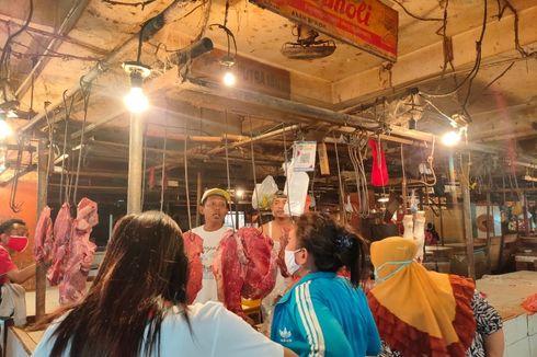 Hari Pertama Ramadhan, Harga Daging Sapi di Pasar Serpong Naik Jadi Rp 130.000 Per Kg