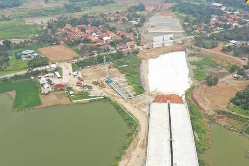 Alternatif ke Bandung, Tol Japek II Selatan Ditargetkan Rampung 2022
