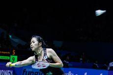 Indonesia Open 2019, Ratchanok Intanon Singkirkan Ruselli Hartawan