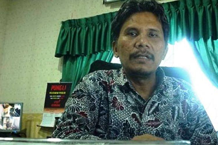 Kepala Perwakilan Ombudsman RI Provinsi Sumatera Utara Abyadi Siregar mengatakan, ada dugaan pungli di Perum Perindo Belawan, Jumat (27/1/2017)