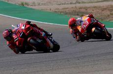 Marquez Akui Ducati Lebih Kompetitif dari Yamaha