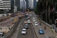 Jadwal Baru Pelaksanaan Nopol Ganjil-Genap di Jakarta