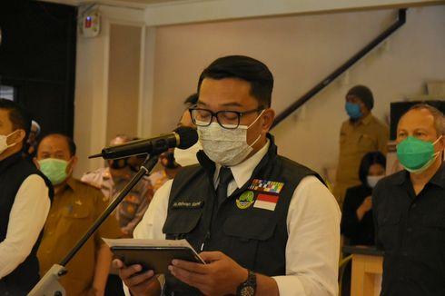 Angka Keterisian RS di Jabar Menurun, Dinilai Dampak Positif PPKM