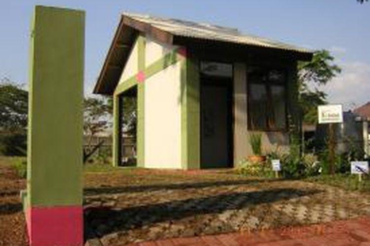 Contoh rumah modul