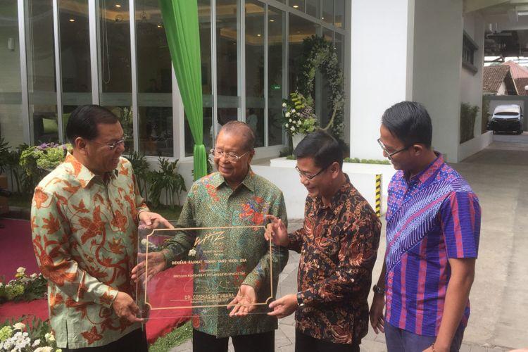 Pembukaan Whiz Prime Hotel Basuki Rahmat Malang.