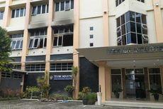 Universitas Brawijaya Pastikan Tak Ada Korban Jiwa Saat Kebakaran
