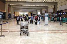 Terminal 2F Soekarno-Hatta Dipersiapkan Jadi Terminal Berbiaya Murah