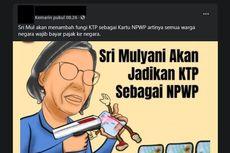 NIK Jadi NPWP, Apakah Pemilik KTP Otomatis Dikenai Pajak?