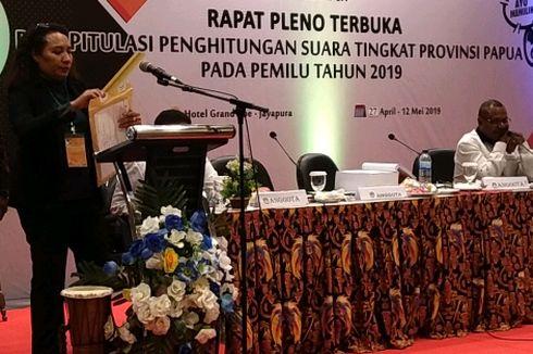 Real Count KPU, Jokowi-Ma'ruf Unggul di Kabupaten Merauke Papua