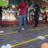 Cegah Virus Corona, Toko di Italia Beri Jarak 3 Kaki Antar Pembelinya