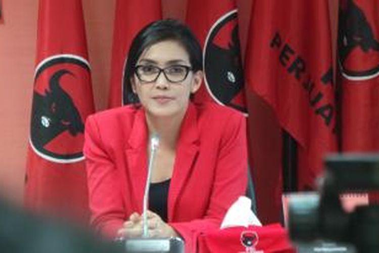 Politisi PDI Perjuangan Rieke Diah Pitaloka