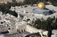 Kawasan Masjid Al-Aqsa di Yerusalem Dibuka secara Bertahap