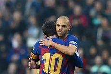 Barcelona Vs Eibar, Jangan Salah, Bukan Hanya Messi yang Tampil Menawan
