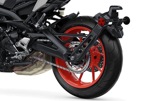 Michelin Patenkan Sepatbor Listrik, Bikin Motor Bisa Mundur