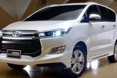 Jualan Bagus, Toyota Bakal Beri Penyegaran buat Innova?