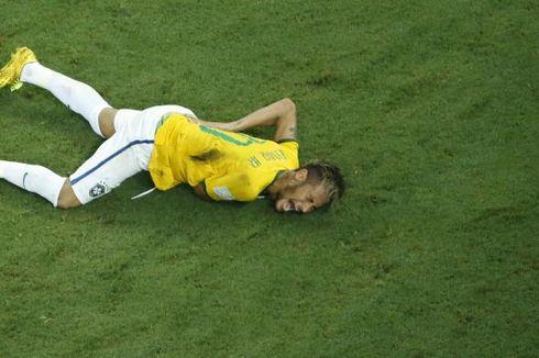 Tim Medis CBF Ungkap Kondisi Terakhir Neymar