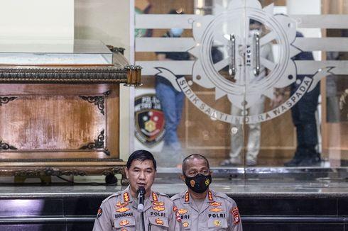 Polri: Tersangka Teroris Babel-Jakarta Kirim Senpi dan Amunisi untuk DPO di Poso