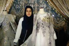 Fairuz A Rafiq Pamerkan Gaun Pengantin