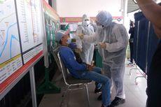 Swab Antigen di Stasiun Bogor, 1 Orang Penumpang KRL Reaktif