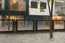 Rabu Sore, Surabaya Sempat Diserbu Banjir
