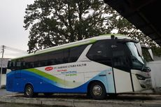 Karoseri Laksana Rilis Lagi Bus untuk Tambang, Pakai Single Glass