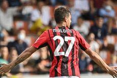 Hasil Spezia Vs Milan, Senyum Duo Maldini Hiasi Kemenangan Rossoneri
