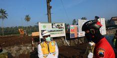 Tinjau Penataan Kawasan Candi Borobudur, Ganjar: Progresnya Bagus