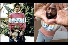 Saat Dwyane Wade Bergaya Pakai Sweater Pink