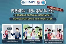 Segera Dimulai, LTMPT Berikan Tips Persiapan Peserta UTBK Gelombang 2