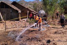 Fenomena Api Keluar dari Tanah di Ponorogo Dampak Limbah Jamu?