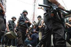 1 Terduga Teroris Bekasi Terkait Bom Kedubes Myanmar