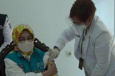 Disuntik Vaksin Covid-19, Wali Kota Airin Mengaku Tak Rasakan Efek Samping