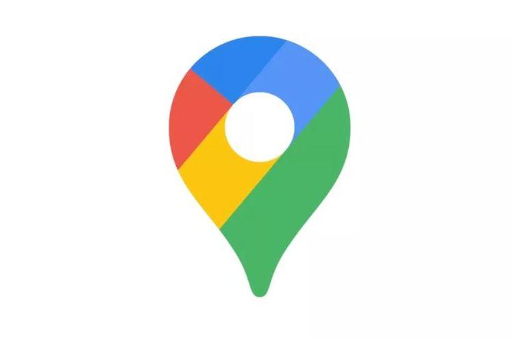 Ikon Google Maps yang baru