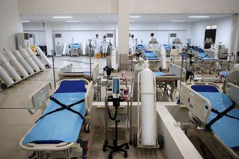 UPDATE: 453 Pasien Jalani Rawat Inap di RS Darurat Covid-19 Wisma Atlet