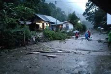 Longsor di Agam, Lima Rumah Rusak dan Akses Jalan Masih Terputus