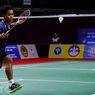 Thailand Open II - Dibekuk Wakil Hong Kong, Ginting Gagal ke 8 Besar