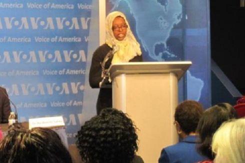 Korban Selamat Penculikan Boko Haram Beberkan Kisahnya di Washington
