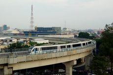 Satu Tahun LRT Palembang, dari