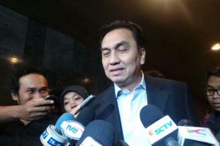 Politisi PDI Perjuangan Effendi Simbolon