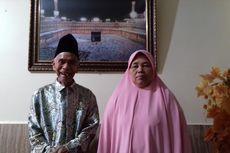 Menabung sejak 1965, Kakek 92 Tahun dan Istri Akhirnya Berangkat Haji