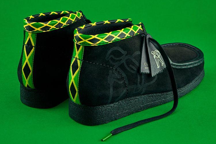 Clarks Wallabee Jamaica Pack